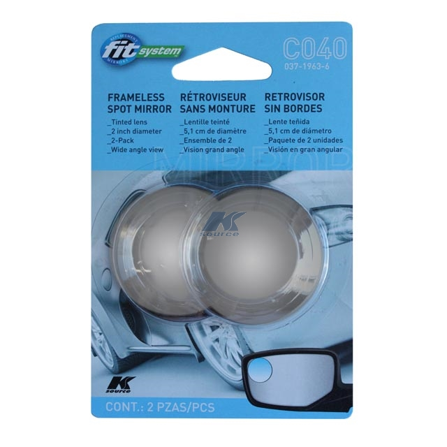 Fit System CL062E Clamp-On Spot Mirror